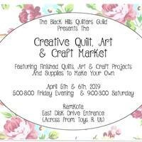 Creative Quilt, Art, & Craft Market