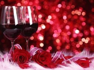 Valentine's Day Dinner at Desmond's