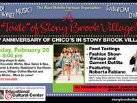 A Taste of Stony Brook Village