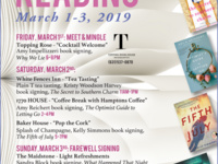 Hamptons Bedside Reading Authors Weekend