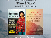 """HNY Reading and Discussion Series: """"Place and Story"""" with George Wallace"""