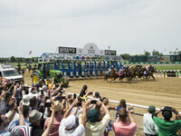 Belmont Stakes Racing Festival