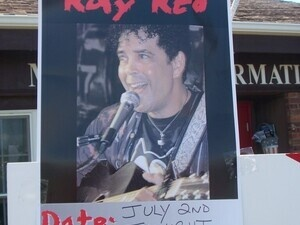 Open Mic on The Montauk Green with Ray Red