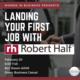 Women in Business Meeting with Robert Half
