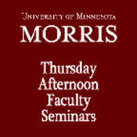 Thursday Afternoon Faculty Seminar (TAFS)