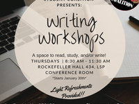 LGSC Weekly Writing Workshop