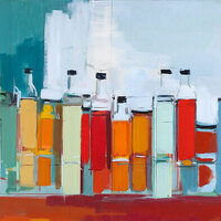 Peri Schwartz: 45 Years, Paintings, Drawings and Prints Opening Reception