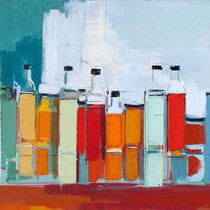 Peri Schwartz: 45 Years,Paintings, Drawings and Prints