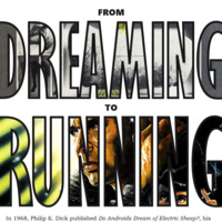 From Dreaming to Running: Putting the Android on Screen