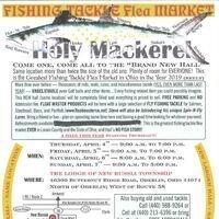 Holy Mackerel Fishing Tackle Flea Market