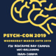 Psychology Conference (PSYCH-CON) 2019