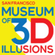 Museum of 3D Illusions SF Trip