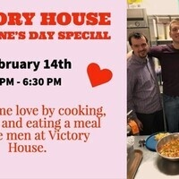 Victory House - Valentine's Day Dinner