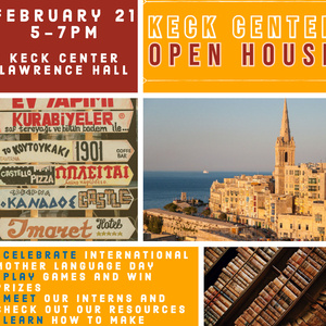 Keck Center Open House