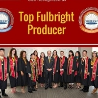 USC has been a top producer for the Fulbright US Student Program for 8 years