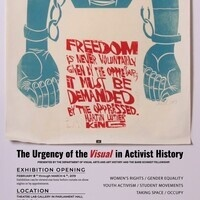The Urgency of the VISUAL in Activist History