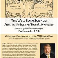 Lecture: Paul Lombardo