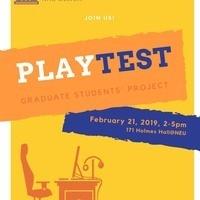 Graduate Games Playtest