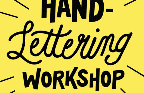 Hand-Lettering Workshop