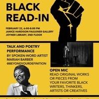 2019 Black Read-In