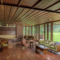 Frank Lloyd Wright Open House