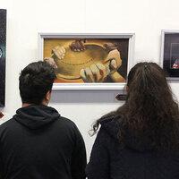 Hawkeye Student Art Show Opening Reception