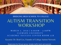 Autism Transition Workshop