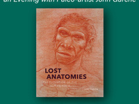 Lost Anatomies--an Evening with Paleo-artist John Gurche