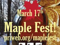 Cayuga Nature Center's Maple Fest!