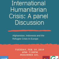 International Humanitarian Crisis: Panel Discussion | Global Union