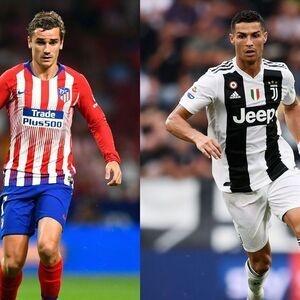 Atletico Madrid vs. Juventus