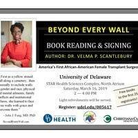 """""""Beyond Every Wall"""" Book Reading & Signing"""