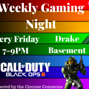 Ciccone Commons Game Night