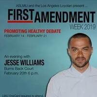 An Evening with Jesse Williams