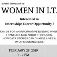 Panel Discussion: Women in IT