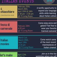 Italian Conversation Hours