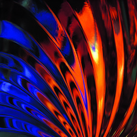 """Art Exhibition: """"Color & Abstraction: Photography by Chris & Arnie Galin"""""""
