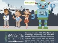5th Annual iMAGINE Upstate STEAM Fest