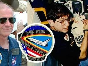 Lecture: Life in Space with Shuttle Astronaut Robert J. Cenker