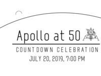 Apollo at 50 Countdown Celebration