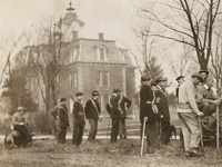 150th anniversary open forum is April 2