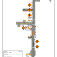 Construction Advisory: East Campus Road - I-STEM Research Building (ISRB)