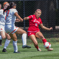 Miami University Women's Soccer vs Dayton