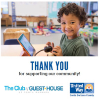 United Way Fundraiser | Lunch at The Club & Guest House