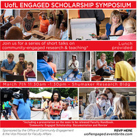 UofL Engaged Scholarship Symposium