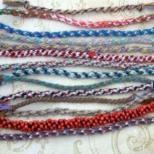 Wondrous Weaving (Kumihimo Style)