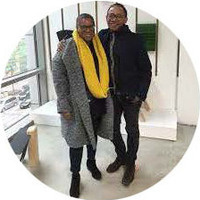 Art Now! Lecture: Folayemi Wilson & Norman Teague