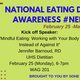 """Jennifer Barnoud, RD: """"Mindful Eating, Working With Your Body Instead of Against It"""""""