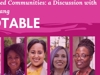 Underrepresented Communities: a Conversation with Mame Fatou Niang