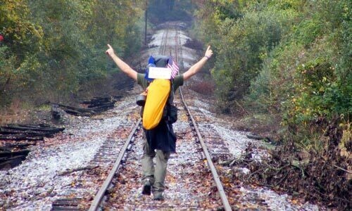 Andrew Forsthoefel Talk: Walking to Listen